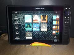Lowrance HDS-12 Live Active Imaging 3 в 1 Эхолот